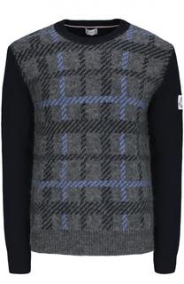 Пуловер вязаный Moncler