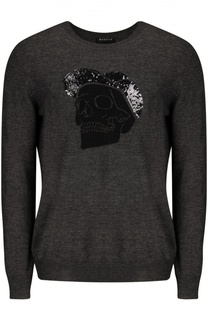 Пуловер вязаный Markus Lupfer