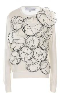 Пуловер Jonathan Saunders