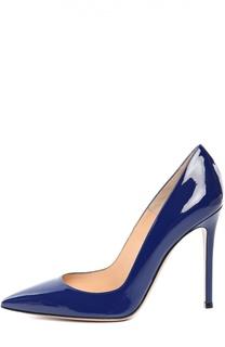 Синие Туфли Gianvito Rossi