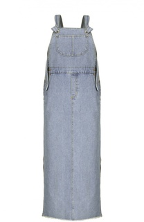 Платье джинсовое Steve J & Yoni P