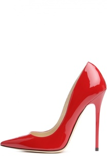 Красные Туфли Jimmy Choo