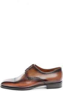 Туфли с колодками Berluti