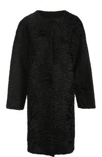 Пальто меховое Yves Salomon