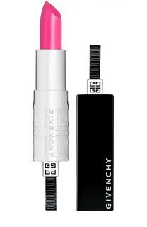 Губная помада Rouge Inderdit Lip №21 Shocking Pink Givenchy