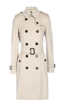 Пальто с ремнем Burberry