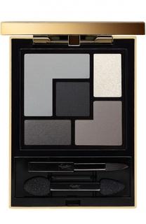 Couture Palette Тени для век 01 Tuxedo YSL