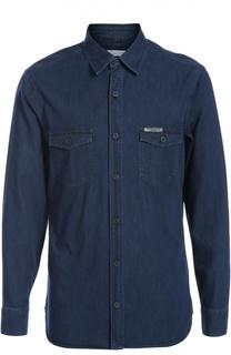 Рубашка джинсовая Burberry Brit