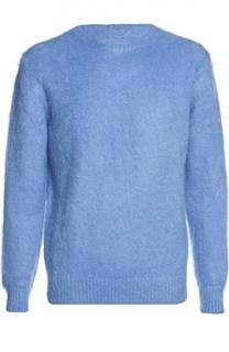 Пуловер вязаный No. 21