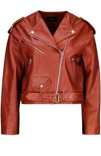 Куртка кожаная Isabel Marant