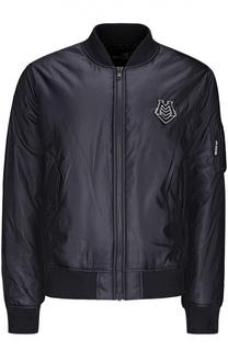 Куртка-бомбер Moschino