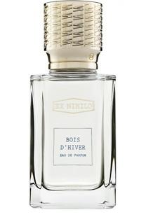 Мужская парфюмерная вода Bois D'Hiver Ex Nihilo