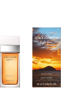 Туалетная вода Light Blue Salina Dolce&Gabbana Dolce&;Gabbana