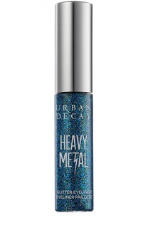 Подводка для глаз Heavy Metal Glitter Spandex Urban Decay