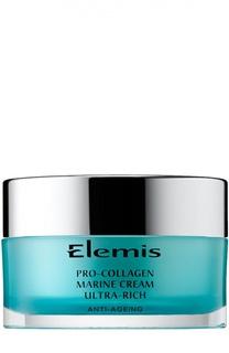 Крем для лица Pro-Collagen Marine Cream Ultra Rich Elemis