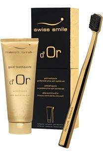 Набор для гигиены полости рта D'Or Swiss Smile