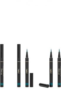 Подводка для глаз Eyeliner Effet Faux Cils Shocking 4 Deep Green YSL