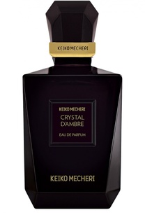 Парфюмерная вода Crystal D'Ambre Keiko Mecheri