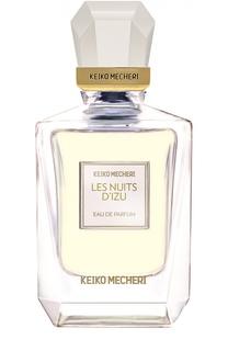 Парфюмерная вода Les Nuits D'Izu Keiko Mecheri