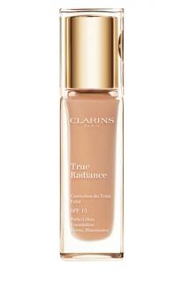 Тональный крем с эффектом сияния True Radiance SPF15, 109 Clarins
