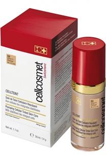 Клеточный крем с тональным эффектом CellTeint 03 Cellcosmet&Cellmen Cellcosmet&;Cellmen