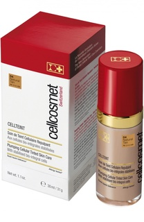 Клеточный крем с тональным эффектом CellTeint 04 Cellcosmet&Cellmen Cellcosmet&;Cellmen