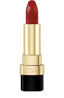 Матовая губная помада 644 Dolce Blood Dolce&Gabbana Dolce&;Gabbana