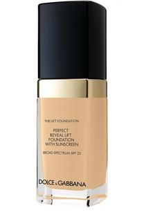 Тональный крем с эффектом лифтинга 120 Neutral Beige Dolce&Gabbana Dolce&;Gabbana