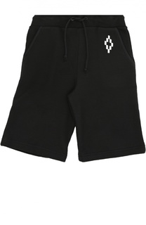 Шорты джерси Marcelo Burlon Kids of Milan