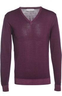 Пуловер вязаный Daniele Fiesoli