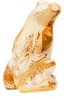 Скульптура Rainette Frog Lalique