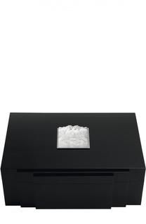 Шкатулка для сигар Masque De Femme Lalique