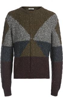 Пуловер вязаный Valentino