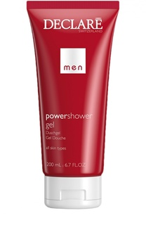 Гель для душа Power Shower Gel Declare