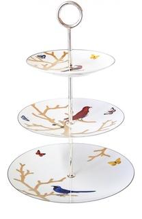 Этажерка Aux Oiseaux Bernardaud