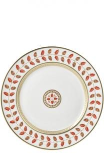 Тарелка обеденная Constance Rouge Bernardaud