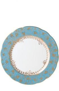 Тарелка для хлеба и масла Eden Turquoise Bernardaud