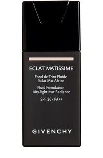 Тональный крем Eclat Matissime №4 Mat Beige Givenchy