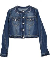 Куртка джинсовая Blumarine