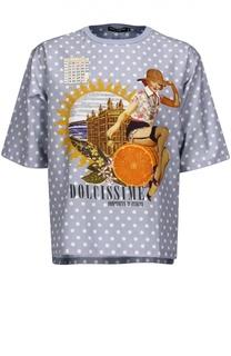 Футболка джерси Dolce&Gabbana Dolce&;Gabbana