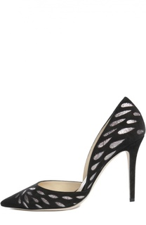 Черные Туфли Jimmy Choo