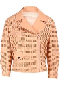 Куртка кожаная DROMe