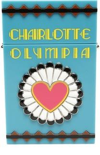 Клатч вечерний Charlotte Olympia