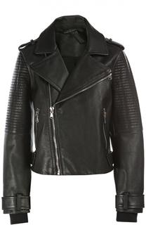 Куртка кожаная Marc by Marc Jacobs