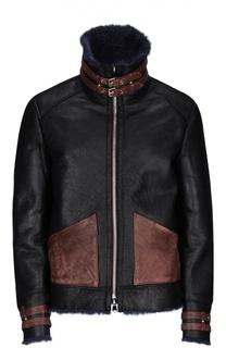 Куртка-дубленка Delan