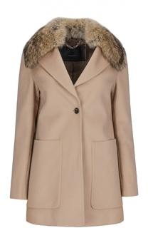 Пальто с воротником Belstaff