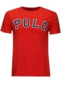 Футболка джерси Polo Ralph Lauren