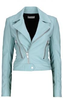 Куртка кожаная Balenciaga