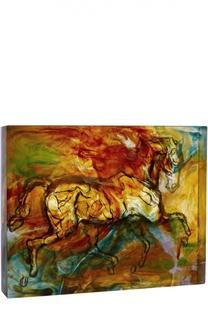"Скульптура Jean Louis Sauvat ""Calypso"" Daum"
