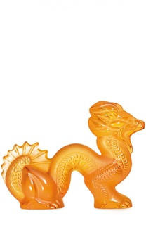 "Статуэтка Dragon ""Small Amber"" Lalique"